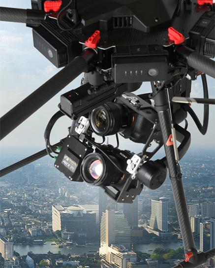 Custom Gimbal and Drone Integration